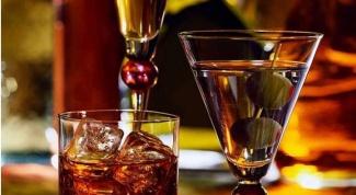 Подаем алкоголь по этикету