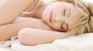 Как быстрее засыпать