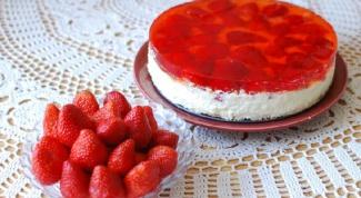 """Торт с желе """"Елизавета"""""""