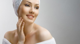 Simple cleansing and rejuvenating facial