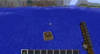 Как сделать удочку в Minecraft
