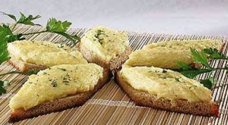 Ореховый сыр с душицей