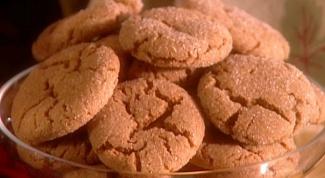 Печенье со вкусом халвы