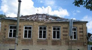 Как составляется смета на ремонт крыши