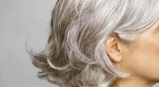 How to remove gray hair