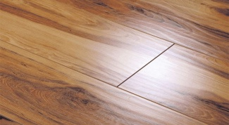 How to remove the swelling of the laminate, not shifting it