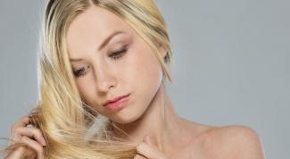 Как ухаживать за жирными и тонкими волосами