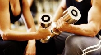 How to relieve muscle pain after the first workout