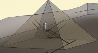 Как устроены египетские пирамилы