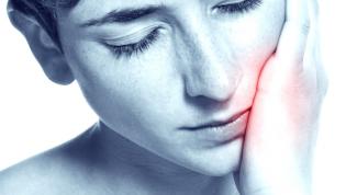 Как снять опухоль вокруг зуба
