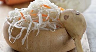 Как солить капусту холодным способом