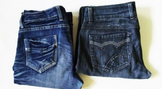 How to remove creases on jeans