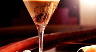Алкогольный коктейль «Свет Луны»
