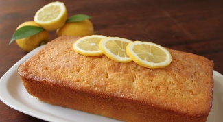 Как приготовить творожно-лимонный кекс