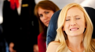 Как снизить аэрофобию, на время перелета