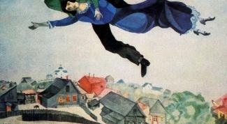 Лучшие картины Шагала