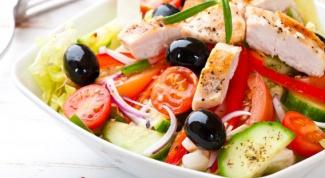 Какие салаты можно приготовить на день рождения