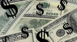 Что означает знак доллара