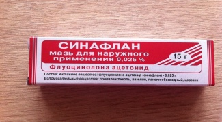 What is hormonal ointment