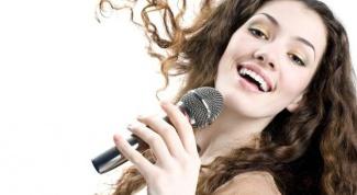 Как спеть песню под минусовку