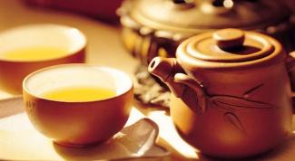 Откуда родом чай