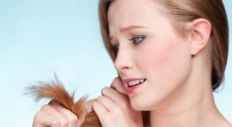 Как убрать секущиеся кончики волос, не состригая их