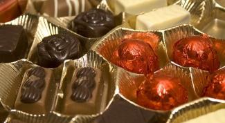 Как узнать состав конфет