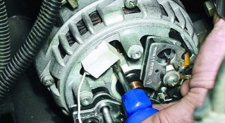 How to check the alternator at home