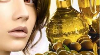 Как использовать оливковое масло для лица