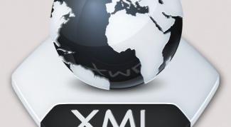 How to open xml document