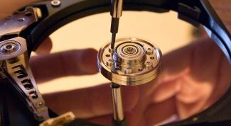 Почему не определяется жесткий диск