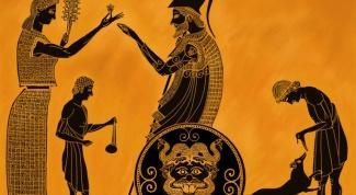 The titans from Greek mythology