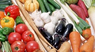 Как правильно хранить овощи