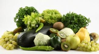 Чем полезна зелень для организма