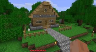 Как сделать в Майнкрафте красивый дом