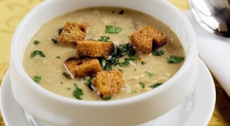 Как просто приготовить пивной суп