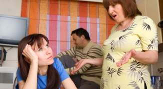 How to find a common language with the daughter-in-law