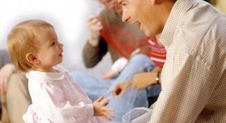 Когда дети начинают говорить