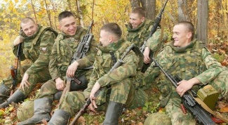 Контрактная армия - благо или зло?