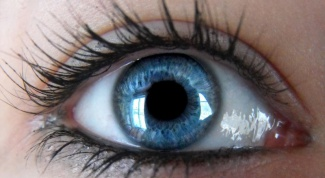 What hair color suits to gray-blue eye color
