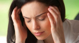 What to do with nausea and dizziness