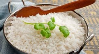 Как надо варить рис, чтобы он не разварился