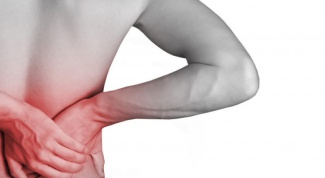 What to do when severe pain in the lower back