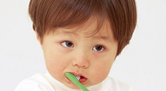 Whether to treat milk teeth child up to 5 years