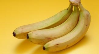 С какого месяца ребенку можно давать банан