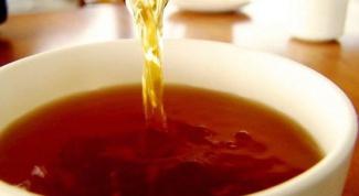 How harmful strong tea