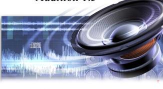 Как пользоваться программой Adobe Audition