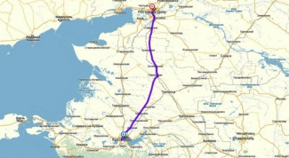 How to get from Rostov to Krasnodar