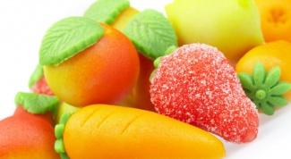 Что такое сырая марципановая масса
