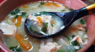 Рыбный суп: калья по-русски